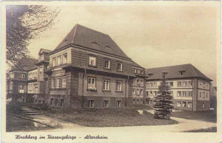 budynek bursy na początku XXwieku